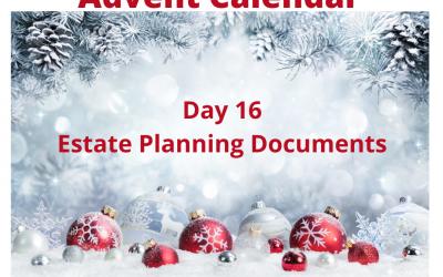 Get Estate Planning Documents In Order