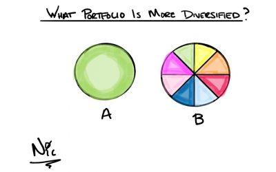 What Portfolio is More Diversified?
