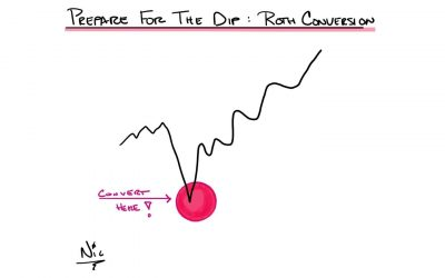 Prepare for the Dip: Roth Conversion