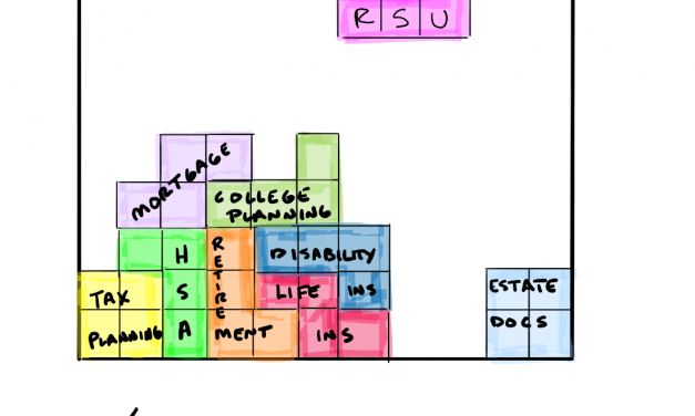Financial Planning Tetris
